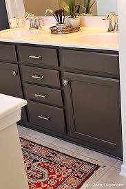best 25 paint vanity ideas on pinterest grey bathroom vanity