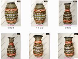 Wicker Vases Vietnam Handicrafts By Far Eastern Handicraft Jsc