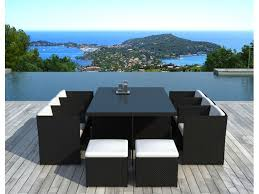 mobilier de jardin en solde décoration mobilier jardin gifi calais 759 03391021 canape