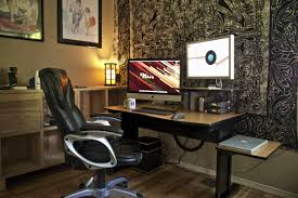 Best Work From Home Desks by Best Computer Desk Setup Cool Home Office Setup Ideas Home