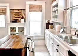 cuisine recup meuble vintage en cuisine 30 photos d îlots très stylés