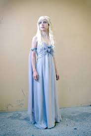 Daenerys Targaryen Costume Daenerys Targaryen By Ayanna Workshop On Deviantart