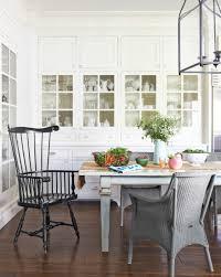 fauteuil cuisine coin repas cuisine table en bois fauteuil chaise design ideeco