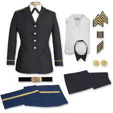 army rotc dress blues measurements dressed for less