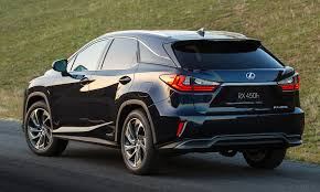 lexus crossovers lexus goes bold with rx crossover