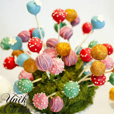 themed cake pops cake pops from an in dessert table
