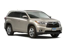toyota suv cars best suv reviews u2013 consumer reports