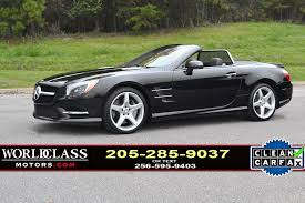 mercedes sl class 2014 2014 used mercedes sl class 2dr roadster sl 550 sport at