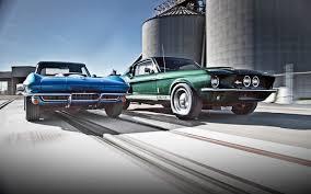 1967 camaro vs 1967 mustang 1967 shelby gt500 vs 1967 chevrolet corvette sting 427 motor