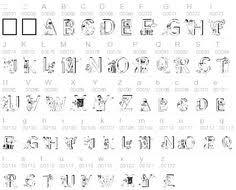 free sesame street font