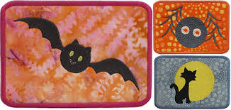 20 halloween embroidery designs