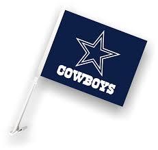 Cowboys Flag Amazon Com Nfl Dallas Cowboys Car Flag Outdoor Banners
