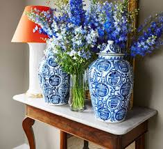 matching color schemes add a touch of spring to your home with these flower inspirations