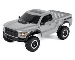 Ford Raptor Model Truck - 2017 ford raptor rtr slash 1 10 2wd truck silver by traxxas