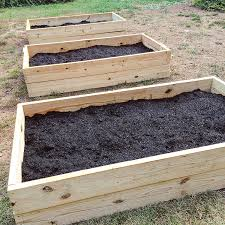 crafty hope our raised bed vegetable garden take 1