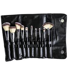 morphe vegan 10 piece deluxe brush set 502 sleekshop com