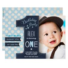first birthday invitations u0026 announcements zazzle com au
