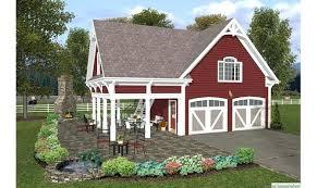 Two Story Barn Plans Single Car Garage Designs Two Story One Apartmentsingle Apartment
