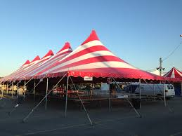 outdoor tent rental event and party rental