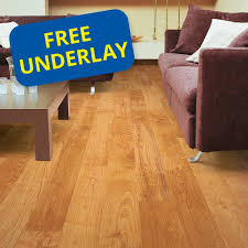 Damp Proof Membrane Under Laminate Floor Quick Step Eligna U864 Natural Varnished Cherry Laminate Flooring