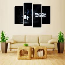 online get cheap 4 panels dancing wall art aliexpress com