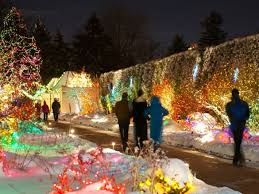 Botanical Gardens Atlanta Christmas Lights by Botanical Gardens Holiday Lights The Best Holiday 2017