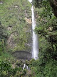 North Dakota waterfalls images El chorro waterfalls giron ecuador naturalvistas jpg