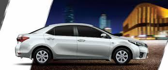 Indus Motors Brings Toyota Corolla Updates U2013 Immobilizer Offered