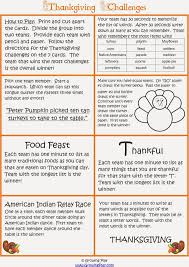 growing play thanksgiving challenge