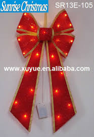 battery operated lighted christmas bows china christmas lighted bow china christmas lighted bow suppliers