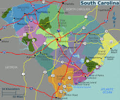 Southeastern Usa Map by Usa Port Of Call Destination Maps