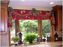 Tuscan Style Kitchen Curtains Kitchen Curtains Design Add Handpainted 2017 And Tuscan Images