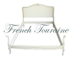 drexel touraine french provincial carved shell bed drexel