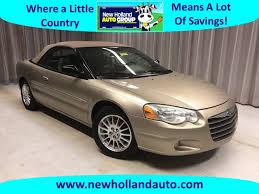 2004 Chrysler Sebring Convertible Interior 2004 Used Chrysler Sebring 2004 2dr Convertible Lxi At New Holland