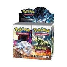 amazon black friday deals for pokemon packs amazon com pokemon black u0026 white booster box 36 packs 10