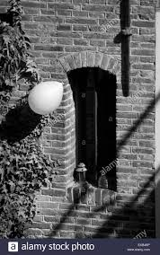 balloon tied to outside of house utrecht stock photo royalty