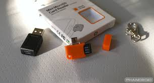 reader for android review meenova micro sd card reader for android devices