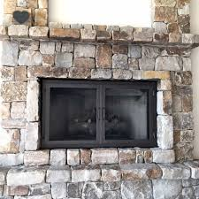 sky rectangular fireplace door 24 ams fireplace inc
