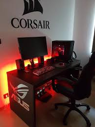 Gaming Setups Corsair Gaming Setup Gamingsetups