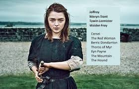 List Of Meme - arya s kill list all the memes you need to see heavy com page 2