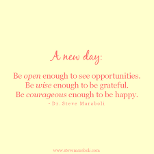 new day think positive be positive page 2