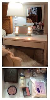 Home Goods Vanity Table 22 Best Ikea Micke Vanity Images On Pinterest Master Bedrooms