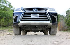 lexus lx off road 2016 lexus lx 570 world class comforts and conveniences and