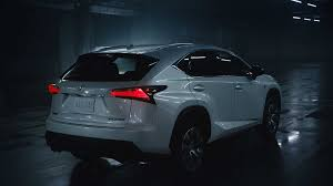 lexus night lexus goes beyond utility with first ever nx crossover