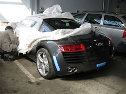my audi my audi r8 just arrived in cyprus