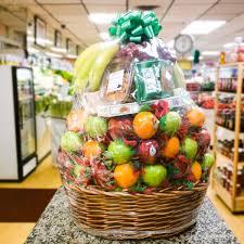 gourmet basket deluxe fruit gourmet basket norwood ma florist