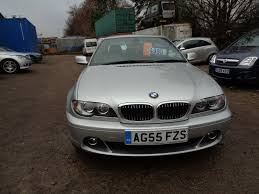 used bmw 3 series coupe 2 0 320cd m sport 2dr in saffron walden