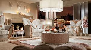 round fabric shade pendant light living room contemporary luxury living room ideas with white