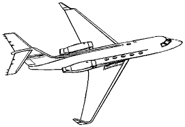 plane coloring 13 remodel coloring pages