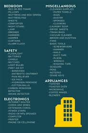 checklist essentials setting up house what do you actually need for your first apartment apartment